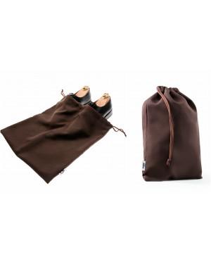 Zestaw podróżny: worek na buty i worek na bieliznę