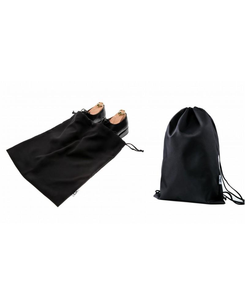 Męski zestaw podróżny: worek na buty i bieliznę
