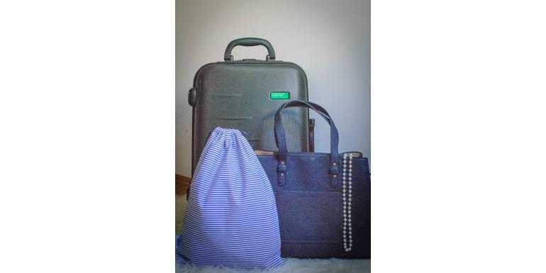Organizer podróżny do walizki